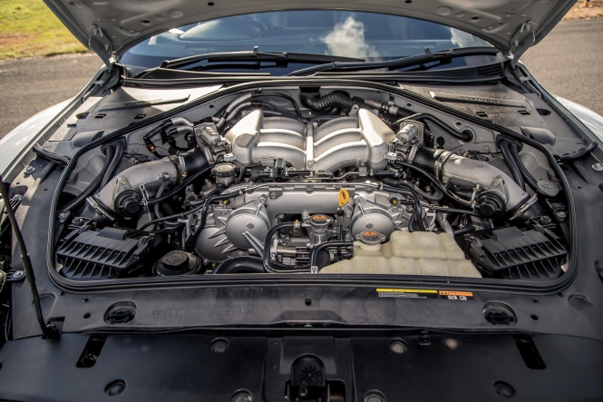 GTR Engine