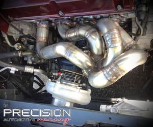 Services Turbo Manifold
